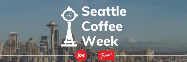 Torani Sponsoring Seattle Coffee Week
